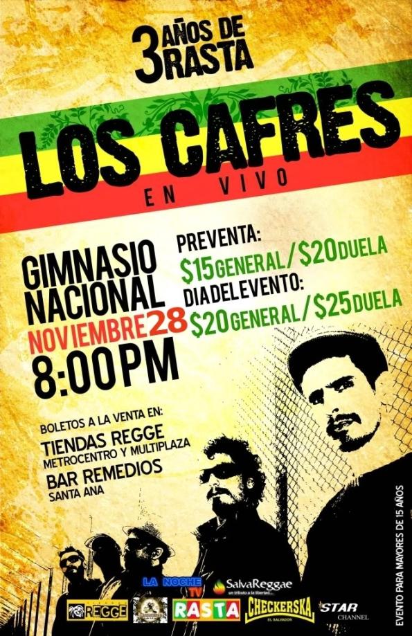 Los_Cafres_Afichecopy