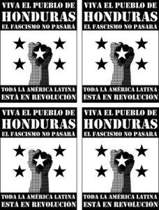 HONDURAS PANFLETO