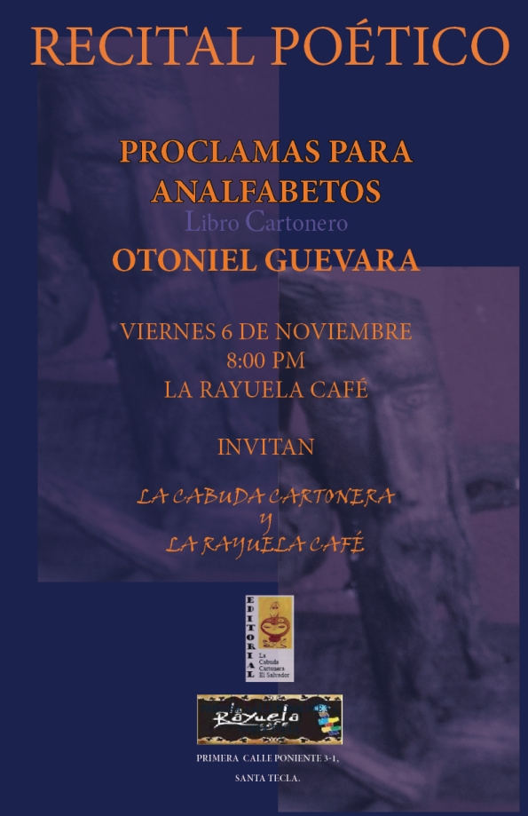 AFICHEPROCLAMAS RAYUELA2.0jpg