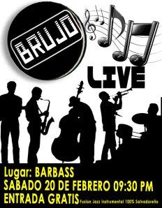 Brujo, Banda de Jazz Fusion
