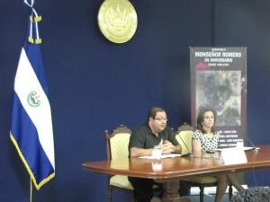 Paulino Espinoza y Vanda Pignato